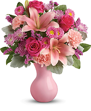 Lush Blush Bouquet