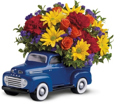 48 Ford Pickup Bouquet