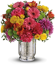 Pleased As Punch Bouquet