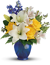 Oceanside Garden Bouquet