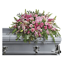 Beautiful Memories Casket Spray