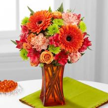 The Orange Escape Bouquet